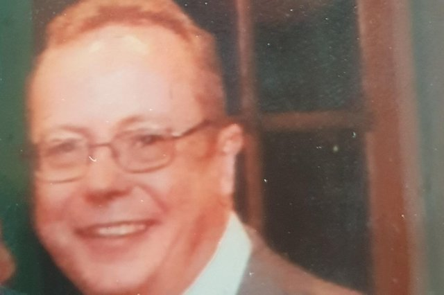 John Smith was last seen in Brown Street, Paisley on Friday morning. Picture: Other 3rd Party.