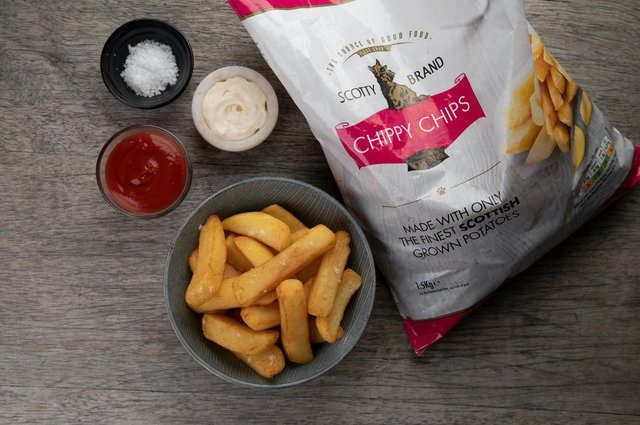 The frozen chips went on sale this week at all six of Waitrose's Scottish branches, adding to existing listings at Asda, the Co-op, Morrisons and Tesco.