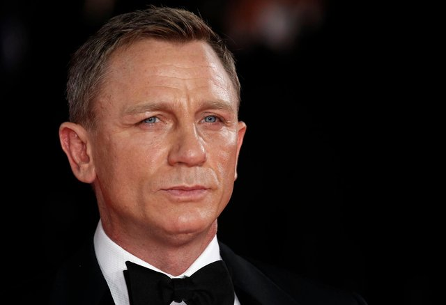 He can do sombre and stern, but could Daniel Craig camp it up for an innuendo-laden finale as James Bond - and should he? (Picture: John Philips/Getty Images)
