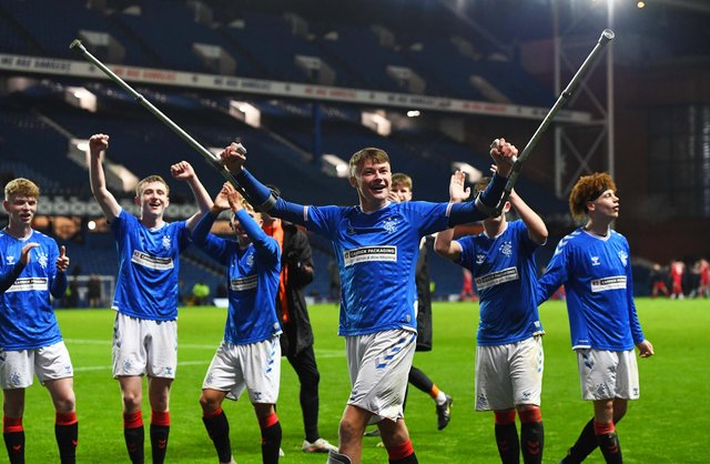 Rangers and rivals Celtic will be able to field a B team in the Lowland League next season. Picture: SNS