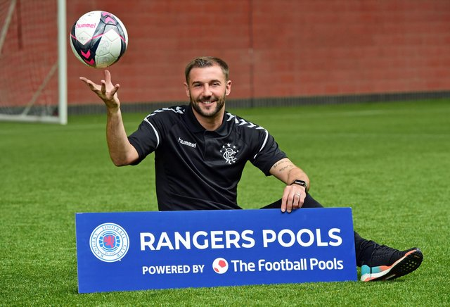 Kevin Thomson has left Rangers for the Kelty Hearts job. Picture: SNS