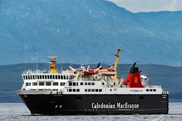 MV Coruisk, which has suffered an engine problem throughout summer, has now been taken out of service.