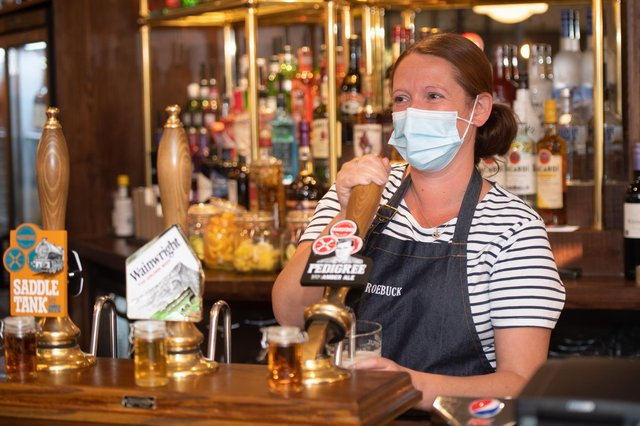 Marston's, which has been building up its presence in Scotland in recent years, is one of the biggest pub operators in the UK. Picture: Marston's