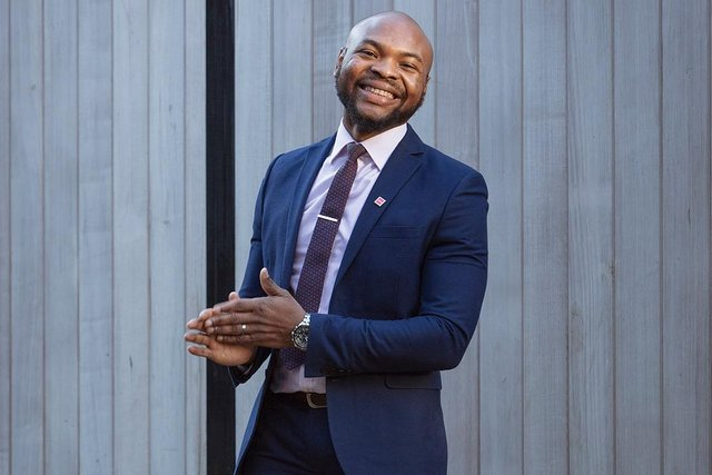 Enoch Adeyemi, Founder and CEO, Black Professionals Scotland