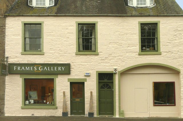 Frames Gallery in Perth opened its doors in 1979. It has traded from its current premises in the city's Victoria Street since 1991.
