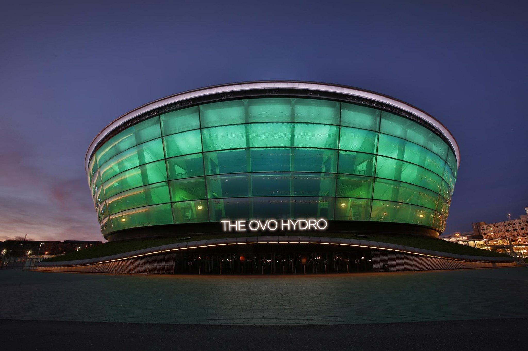 Tempat konser terbesar di Glasgow berjanji untuk menjadi lebih hijau karena mendapat nama baru