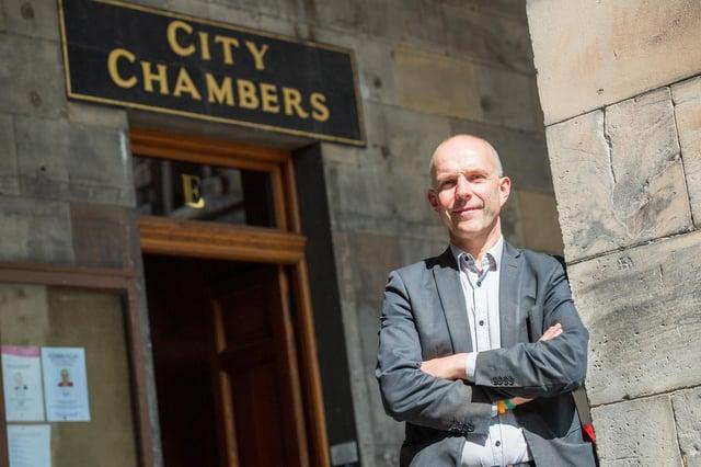 'Transformation' - Greens councillor Gavin Corbett
