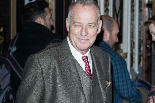 Michael Barrymore pictured in 2017 (Photo: John Phillips/Getty Images)