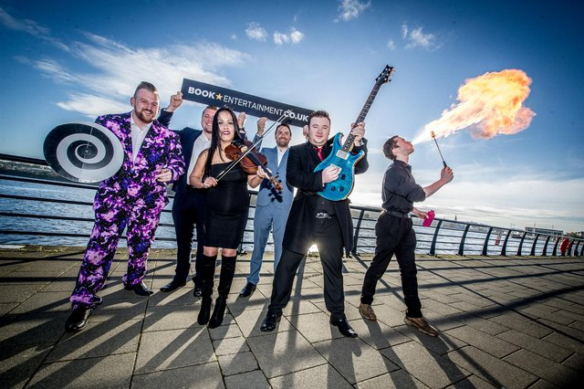 BookEntertainment.co.uk has rolled out an 'SOS' team to help event hosts reschedule with suppliers.