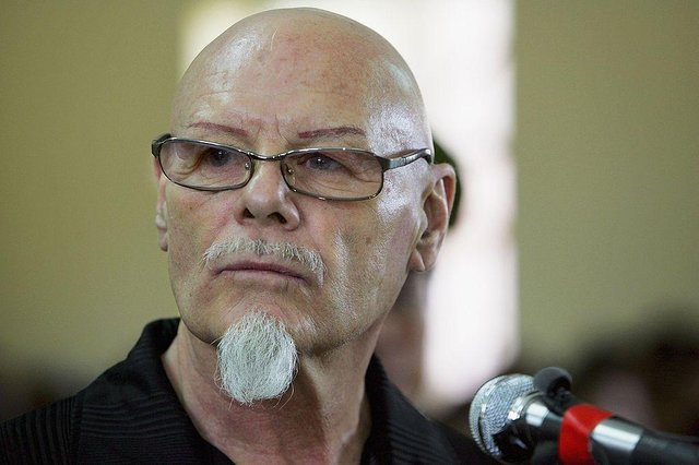 Gary Glitter has reportedly received a Covid vaccine. (Pic: Getty Images)