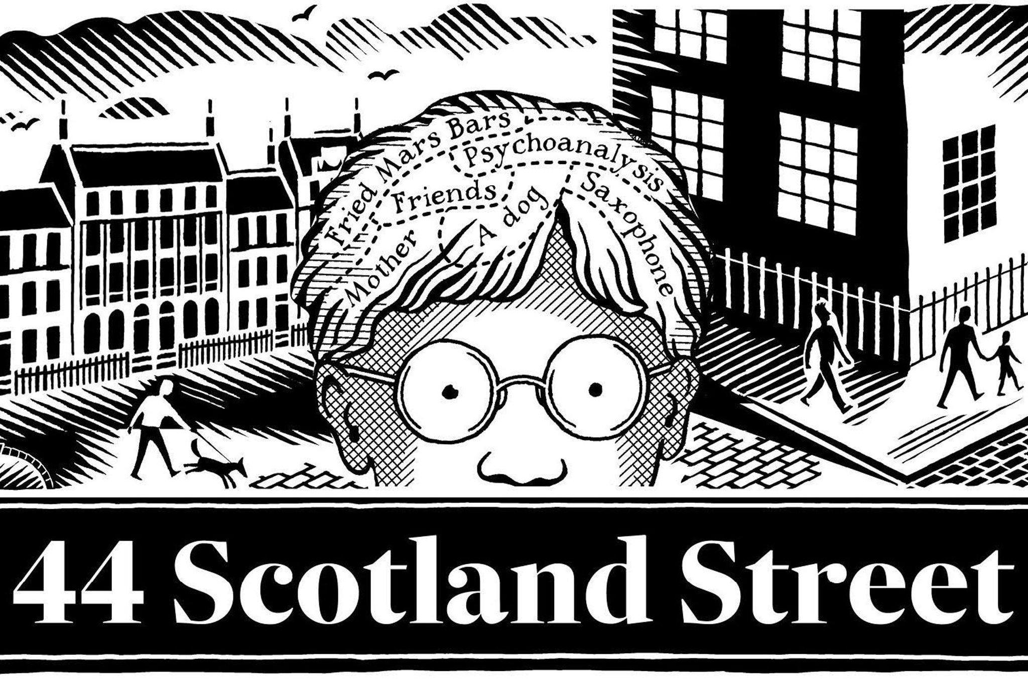 Scotland Street Volume 15, Bab 49: Martini direncanakan
