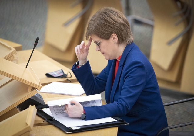 Nicola Sturgeon is due to appear in front of the sexual harassment committee tomorrow.