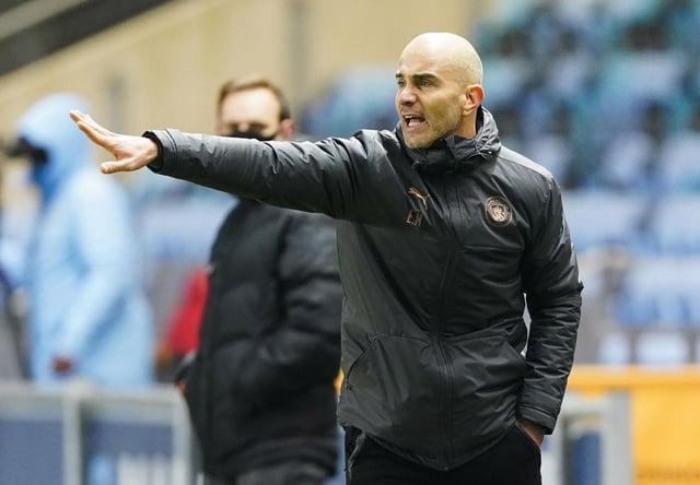 Enzo Maresca attualmente dirige la squadra U-23 del Manchester City (Getty Images)