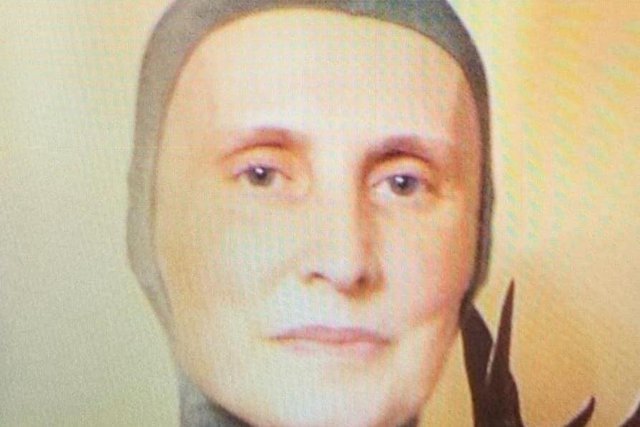 Gillian Ballantyne disappeared from the Banknock area on Tuesday. Picture: Forth Valley Police Division on Facebook.