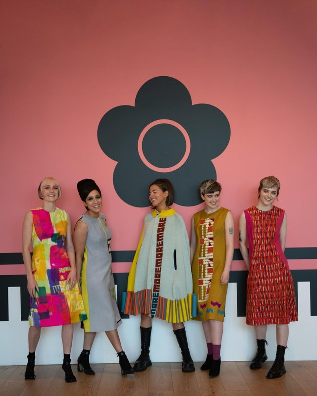 Mary Quant Celebrated In V A Dundee S First Fashion Photoshoot The Scotsman