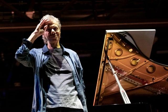 En una carta escrita antes de su muerte, Correa dijo: `` Quiero agradecer a todos los que a lo largo de mi viaje ayudaron a mantener encendida la música '' (Foto: Giorgio Perottino / Getty Images para OGR)