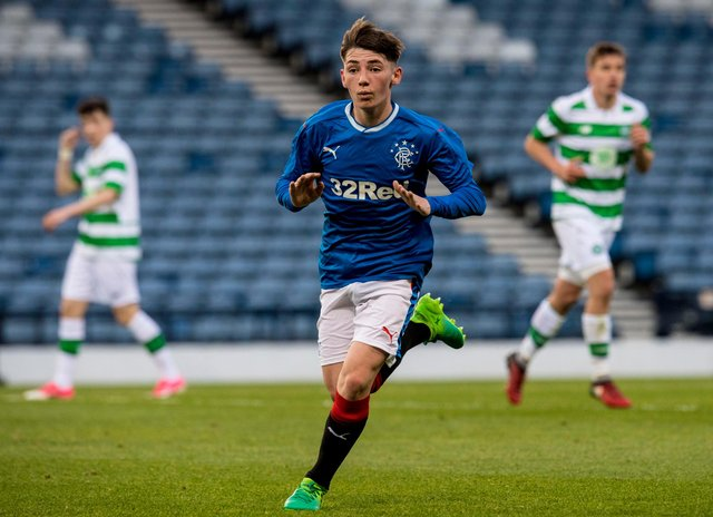 Billy Gilmour's move to Chelsea is set to earn Rangers £1million. Picture: SNS