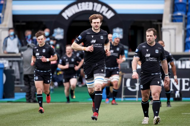 Glasgow Warriors won three of their last four games of the season to finish fourth in Conference A of the Guinness Pro14. Picture: Craig Williamson/SNS