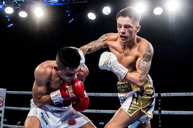 Lee McGregor has his sights set on Karim Guerfi's European title. Picture: Paul Devlin/SNS
