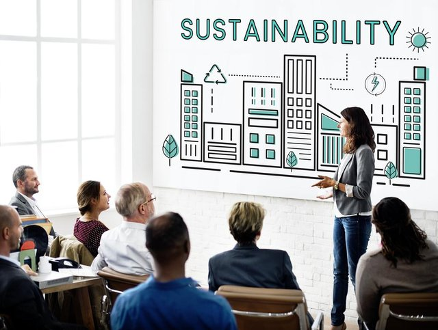 Sustainability leaders need to be great communicators and storytellers, to put themselves in the shoes of listeners and create a compelling vision.