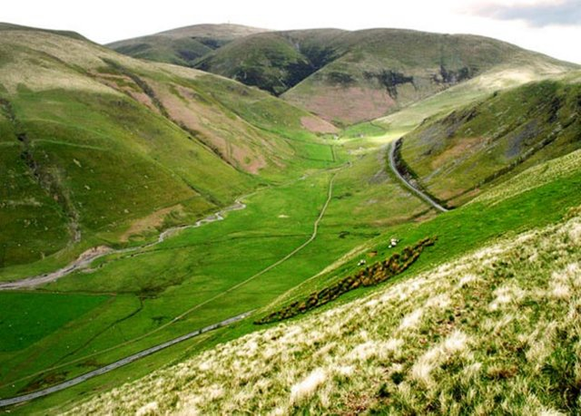 The Lowther Hills could become a new 'mountain destination' in Scotland if a community buyout of more than 3,000 acres from the Duke of Buccleuch is successful. PIC: Scothill/Creative Commons.
