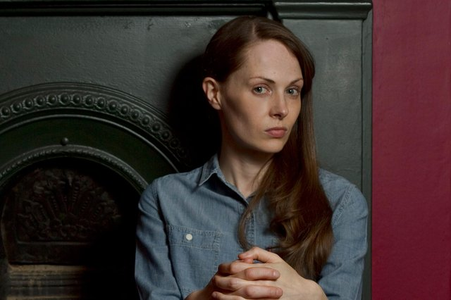 Gwendoline Riley PIC: Adrian Lourie/Writer Pictures