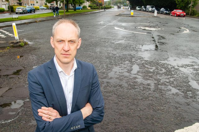"""Councillor Kevin Lang labelled affordable homes promise an """"embarrassing flop"""""""