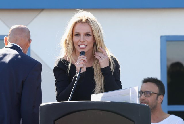 Singer Britney Spears has the support of women the world as she takes legal action over a legal conservatorship (Picture: Gabe Ginsberg/Getty Images)