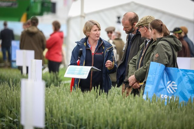 Cereals 21 event goes ahead