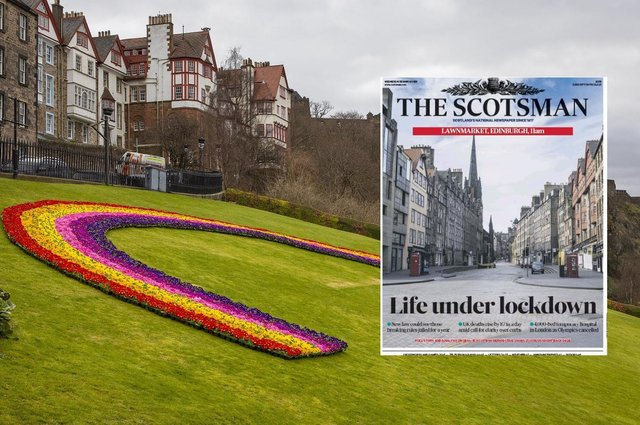 Scotland went into lockdown one year ago today