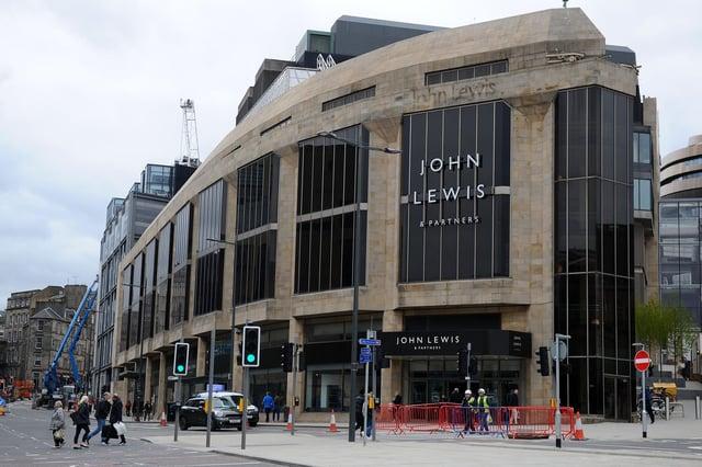 The John Lewis Partnership (JLP) is proposing around 1,000 redundancies across its department stores and Waitrose supermarkets (Photo: Michael Gillen).