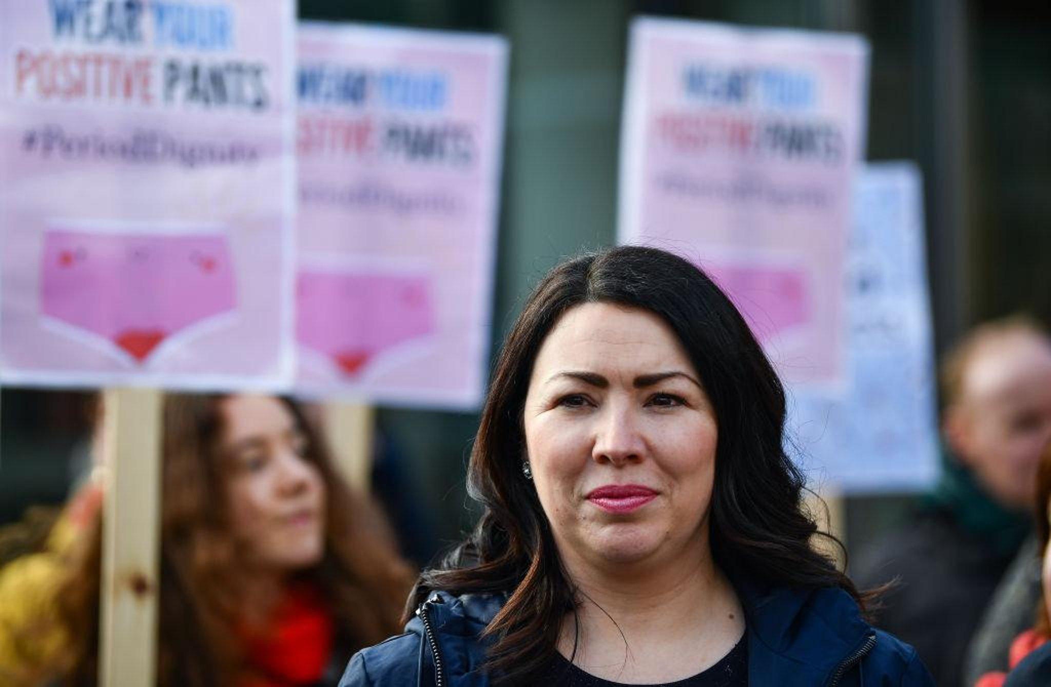 Monica Lennon insists Scottish Labour should not stand...