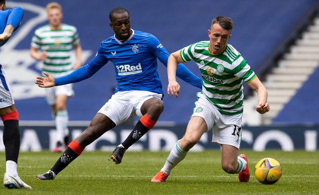 David Turnbull, here challenged by Rangers Glen Kamara, is one of only a smattering of players in the current Celtic squad good enough to be part of revival push next season.(Photo by Alan Harvey / SNS Group)