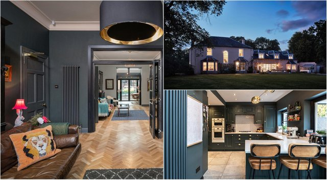 Three stunning properties in Glasgow and the Clyde Valley battled for a place in the final of Scotland's Home of the Year.
