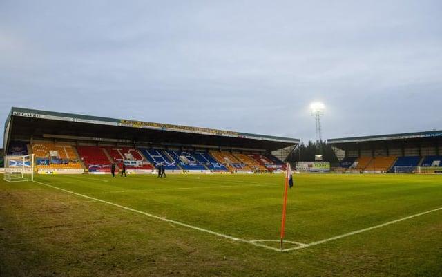 McDiarmid Park hosts tonight's match. Picture: SNS