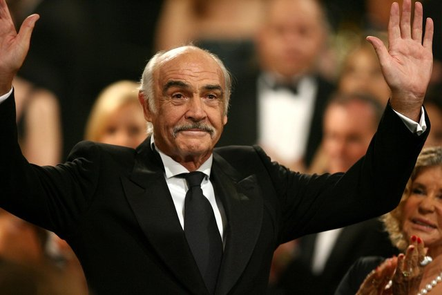 St Andrews would be 'fitting' final resting place for Sir Sean Connery, says his son.