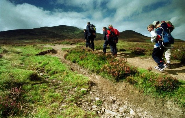 Hillwalkers are being urged to make sure they are fully prepared for outdoor activities as coronavirus measures are due to be eased.