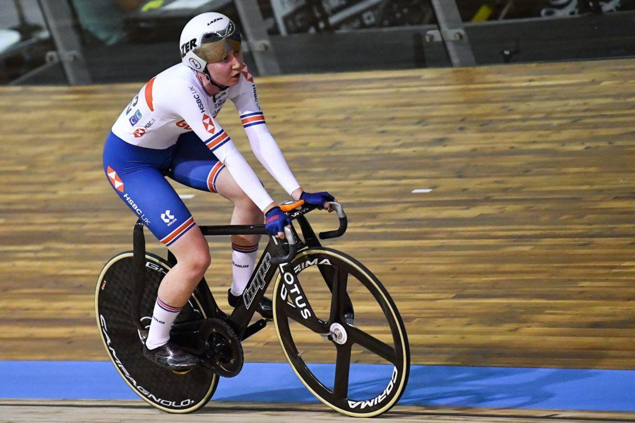 Silver Sunday untuk Katie Archibald menyamai rekor empat medali dalam kejuaraan dunia bersepeda