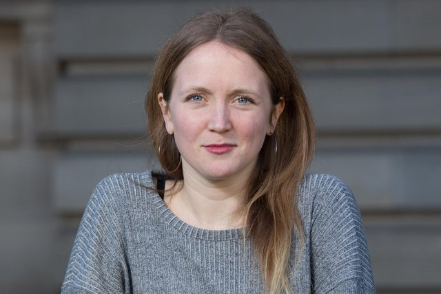 Hollie McNish PIC: Robert Perry