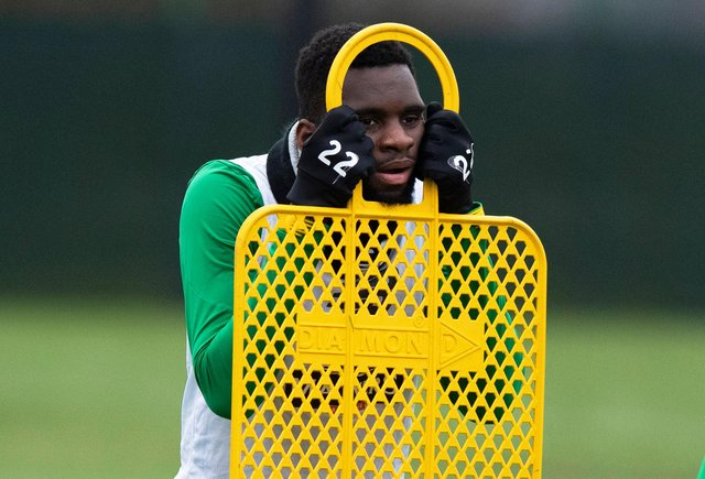 Celtic are keen to do a improved deal for star striker Odsonne Edouard but manager Neil Lennon admits the coronavirus pandemic is hindering progress