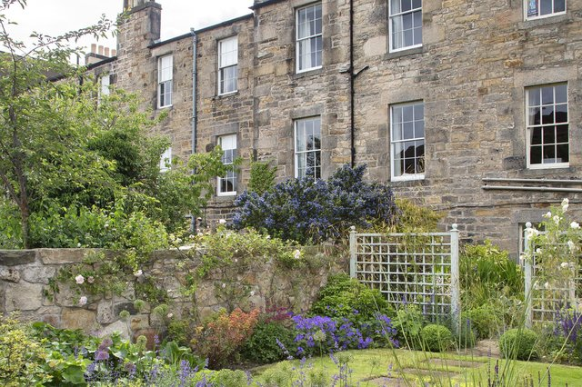 One key change is an upsurge in demand for properties with their own gardens, says Alexander. Picture: Ray Cox Photography.