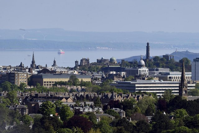 Mr Dixon expects a 'wave of successful tech start-ups' to launch in Edinburgh in coming years. Picture: Lisa Ferguson.