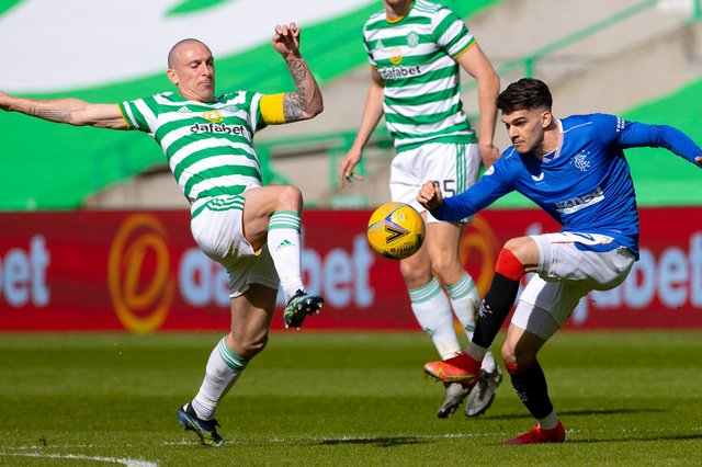 Celtic and Rangers meet each other in the fourth round of the Scottish Cup.