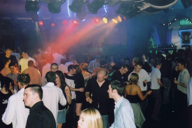 The dance floor at Eros in Edinburgh could hold up to 3,000 people. Picture: Mikey Watt