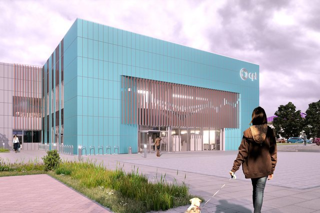 Among Scottish projects awarded funding is the Medicines Manufacturing Innovation Centre in Renfrewshire. Picture: contributed.