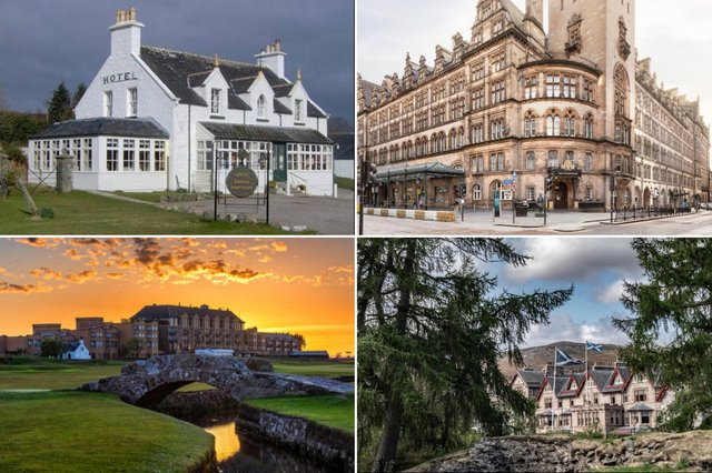 We asked you for your favourite Scottish hotels - here are 16 of your top tips for post-lockdown staycations.