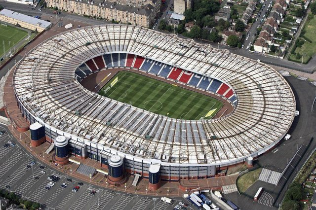 Hampden is to host four fixtures at the European Championships (Getty Images)