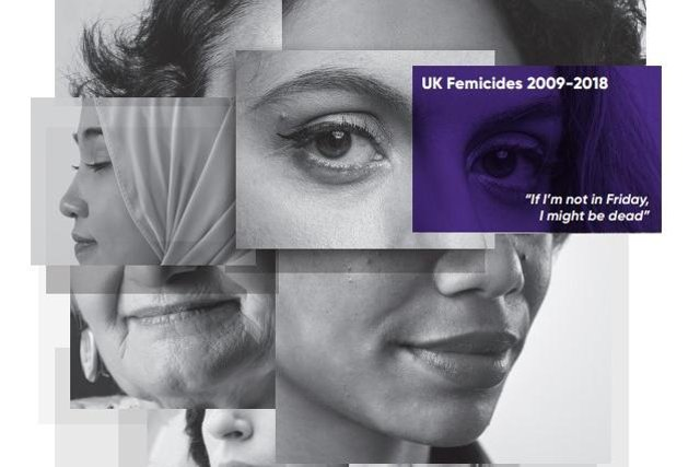 The Femicide Census says one woman is killed every three days in the UK