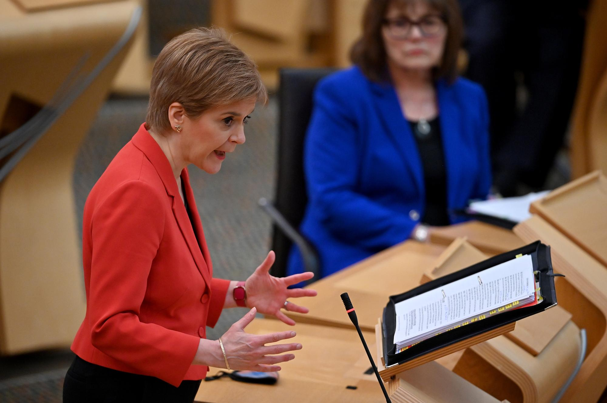 The Covid vaccine is too important for any more divisive stunts by Nicola Sturgeon – Brian Wilson