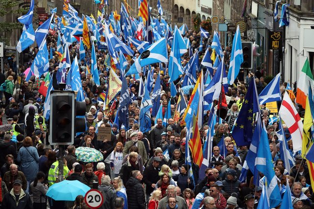 Nicola Sturgeon has been urged to halt the independence campaign